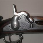 1858 Harpers Ferry Lock Plate