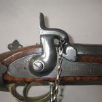 1862 Enfield Lockplate