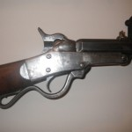 1863 Maynard Carbine Close Up