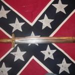 Confederate Artillery Sword