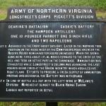 Hampdens Artillery, Gettysburg Pennsylvania