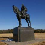 Stonewall Jackson Memorial in Manassas Battlefield Park