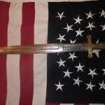 Union Artillery Sword