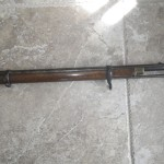 1862 RT Pritchett Barrel and Ram Rod