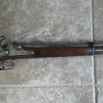 1862 Richmond Long Rifle Barrel Band