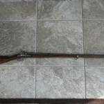 1862 Richmond Va. Long Rifle, Full View