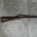 1862 Richmond High Hump Long Rifle