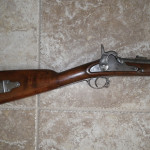 1862 Richmond High Hump Rifle