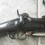 1863 Fayetteville Rifle Lock Plate