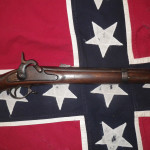 1863 Richmond Short Rifle Mid View