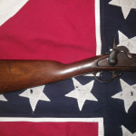 1863 Richmond Short Rifle Stock
