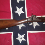 1863 Richmond Short Rifle Stock 2