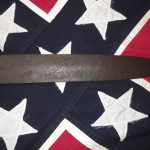 Confederate Bowie Knife, Rasp & File Blade