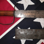 Confederate D Handle Bowie Knife