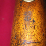 E.P. Bond Enfield JS Anchor Stamp