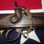E.P. Bond Enfield Musket Lock Plate