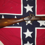 E.P. Bond Enfield Musket Stock
