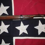 1863 Richmond Long Rifle Muzzle and Ram Rod