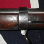 1863 Richmond Long Rifle center barrel band