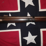 1863 Richmond Long Rifle 3rd Barrel Band, Split Stock