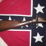 1863 Richmond Long Rifle Stock