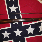 1864 Richmond Carbine Barrel and Ram Rod