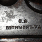 1864 Richmond Carbine CS Richmond, VA Stamp