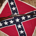1864 Richmond Carbine Full View & Ram Rod