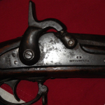 1864 Richmond Carbine Hammer & Lock Plate