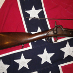 1864 Richmond Carbine Stock