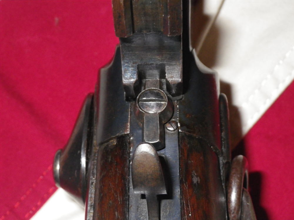 1865 Spencer Carbine Stabler Cut-Off Device, Single Shot