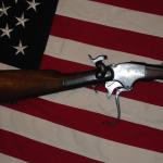 1865 Spencer Carbine Receiver Stock