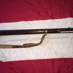 Dickson Nelson & Co. Rifle, Muzzle End