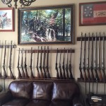 Civil War Arsenal, Civil War Guns