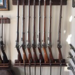 Civil War Rifles and Bayonets