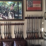 Civil War Guns and Swords