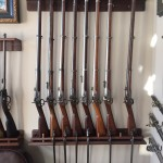 Civil War Long Rifles, Enfields, Richmonds and Springfields