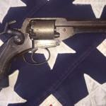 Confederate Kerr Revolver