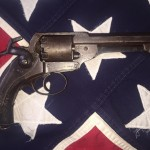 .44 Caliber, Kerr Revolver, Cocked