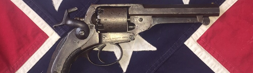 .44 Caliber Kerr Revolver, Cocked