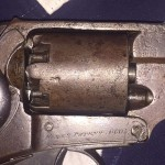 Kerr Revolver Cylinder Close Up