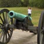 Melinda West, Petersburg Battlefield