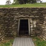 Union Enterance to Mine Shaft, Peteresburg Virginia