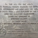 South Carolina Glorious Victory Plaque