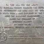 South Carolina Glorious Victory Plaque