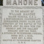 Mahone Monument, July 30, 1864
