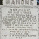 Mahone Monument, July 30, 1864