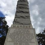 Major General William Mahone, CSA Monument