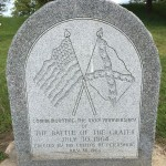 Battle of the Crater Monument, Petersburg Virginia