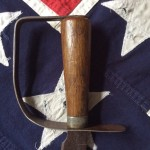 Confederate D Handle Knife